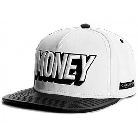 Gorra Plana Cayler&Sons Money Problems blanca